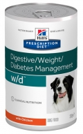 Hill's Canine Prescription Diet w/d Digestive/Weight/Diabetes Management