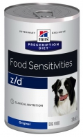 Hill's Canine Prescription Diet z/d Food Sensitivities