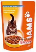 Iams Adult Chicken in Gravy
