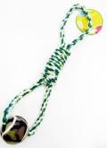 Gim Dog Теннисный мяч на длинной верёвке