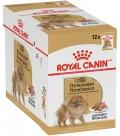 Royal Canin Dog Pomeranian Loaf Pouch - 12tk*85g