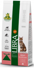 Libra Cat Adult Salmon - 1.5 kg