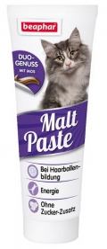 Beaphar Duo- Malt Paste Anti-Hairball for Cat