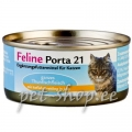Feline Porta 21 Tuna Meat with Icefish