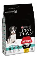 Pro Plan Puppy Medium Digest Sensitive Chicken - 12kg
