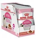 Royal Canin  Kitten  Instinctive in Gravy (12tk*85g)