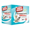 Simple Solution Training Pads 54x57cm - 100tk