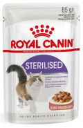 Royal Canin Feline Sterilised in Gravy 12*85g