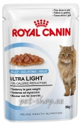 Royal Canin Feline Ultra Light in Jelly (12*85 gr.)